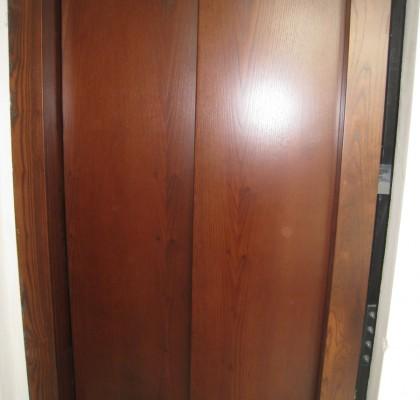 Antine in legno